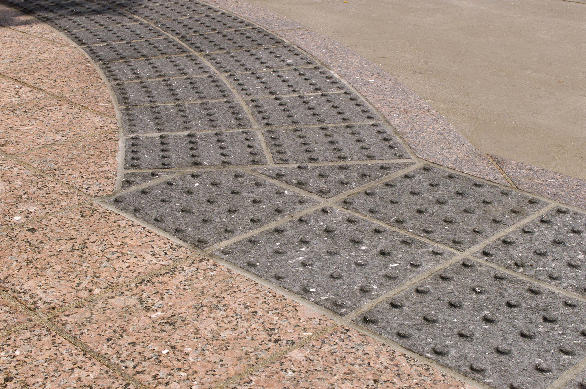 Truncated Dome Pavers Coldspring Coldspring