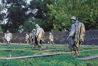 National Korean War Memorial