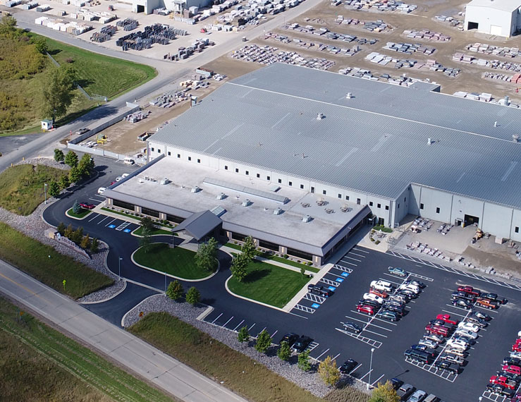 LEED Gold certified office headquarters