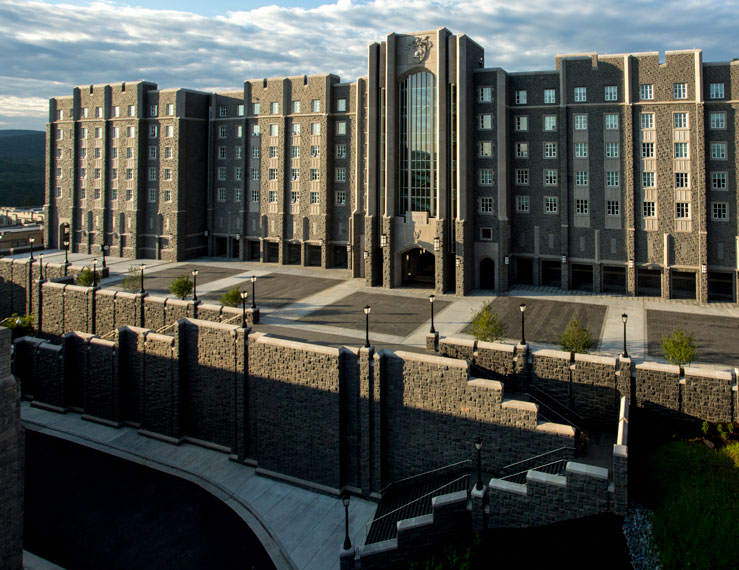 West Point Cadet Barracks and National Museum of African American History and Culture