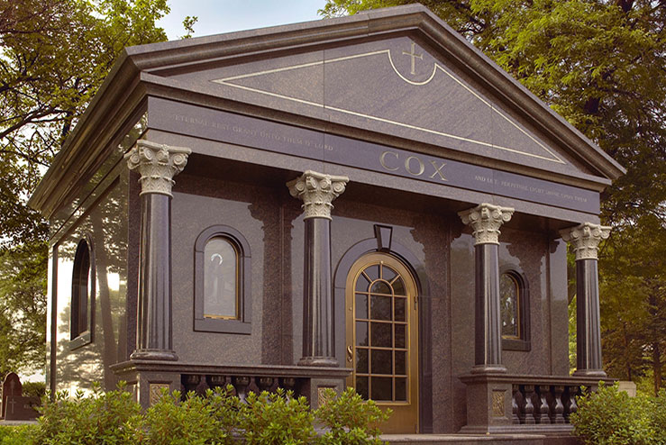 Cox Private Estates® Mausoleum