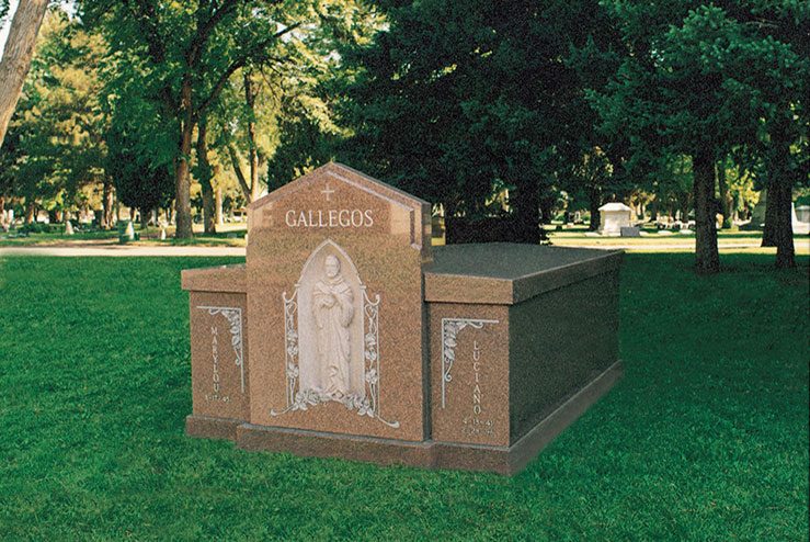 Gallegos Private Estates® Mausoleum