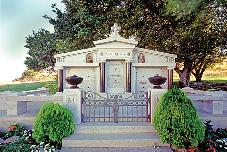 Marquez Private Estates® Mausoleum